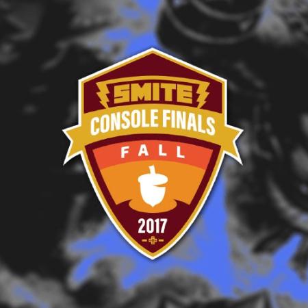 SMITE Console Finals 2017 Logo