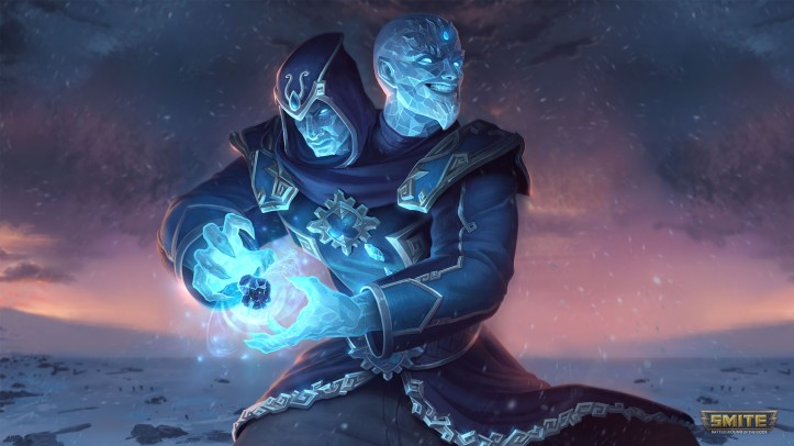 SMITE Ice Mage Agni
