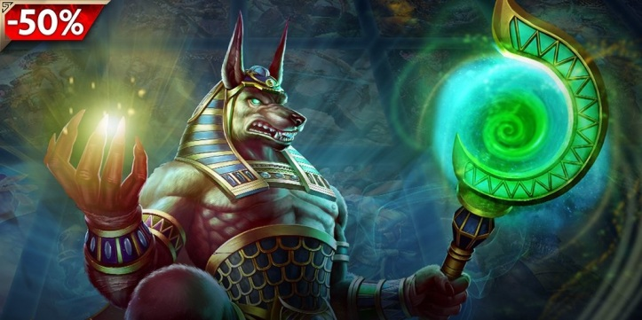 SMITE Ultimate God Pack Sale