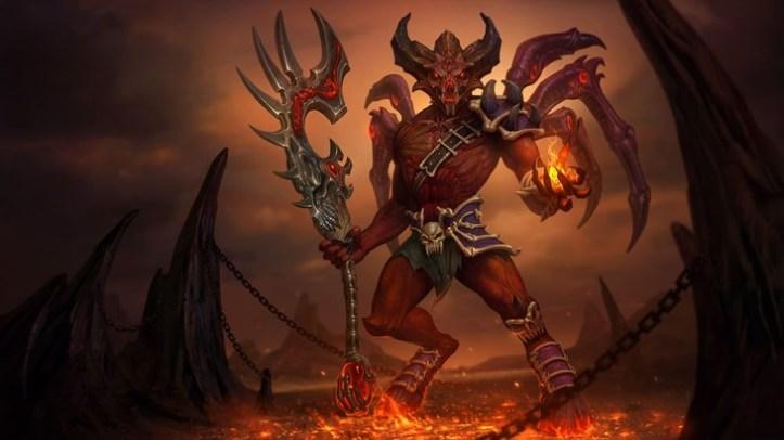 Demonic Pact Anubis SMITE