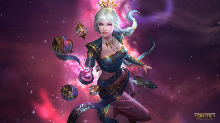 SMITE Empress Nu Wa