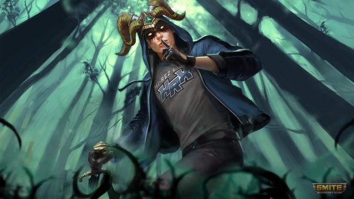 SMITE HRX Loki