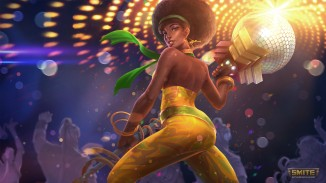 Groovy Aphrodite (recolored Afro-Dite skin)