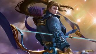 Handsome Hunter Hou Yi (recolored Moon's Groom Hou Yi)