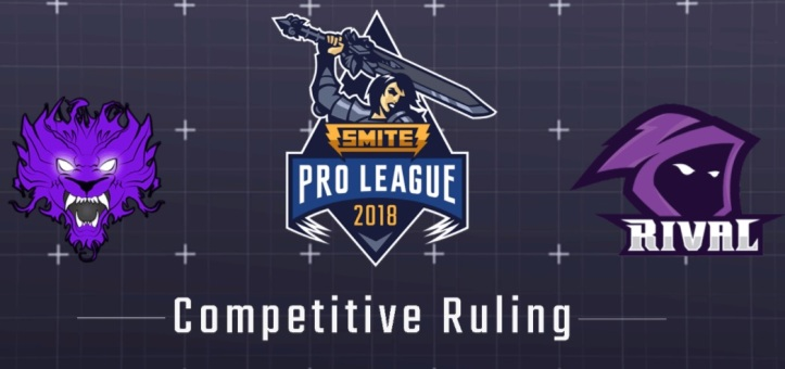 Rival Mythic SMITE Competitive Ruling