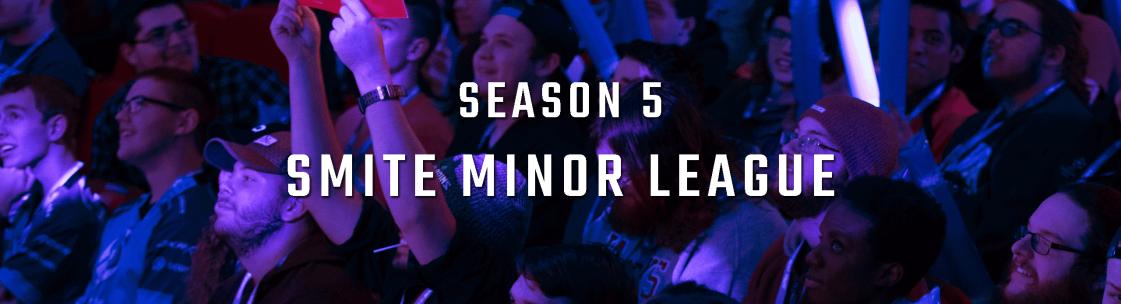 SMITE Minor League