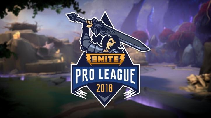 SMITE Pro League 2018 Logo
