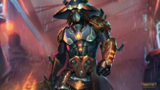 Titanium Ronin Susano (recolored Steel Samurai Susano)