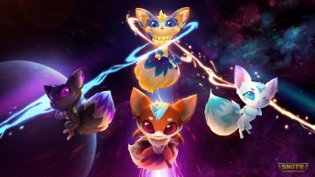 Kitsune Ratatoskr (Exclusive)