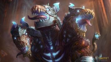 Oblivion Hound Cerberus (Exclusive Gold Fury Bundle)