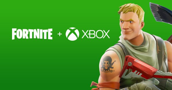 'Fortnite' Gets Xbox One Cross-Platform Support