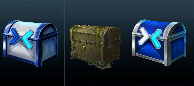 SMITE Free Mixer Chests
