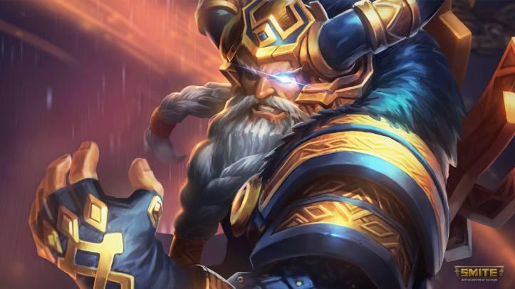 Odin New Mastery Skins SMITE