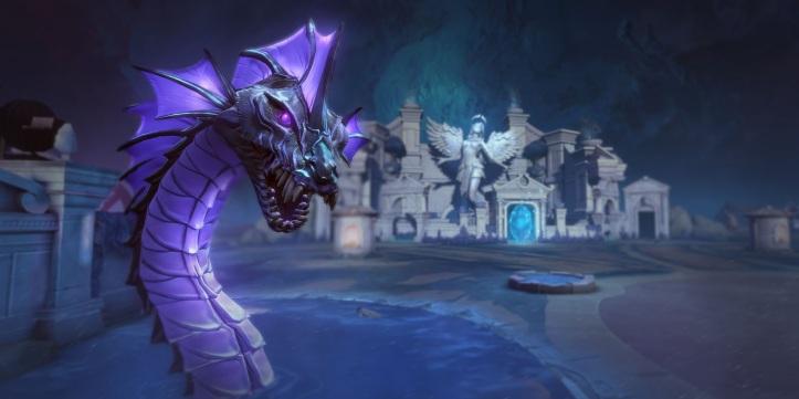 SMITE Inner Demon Arena
