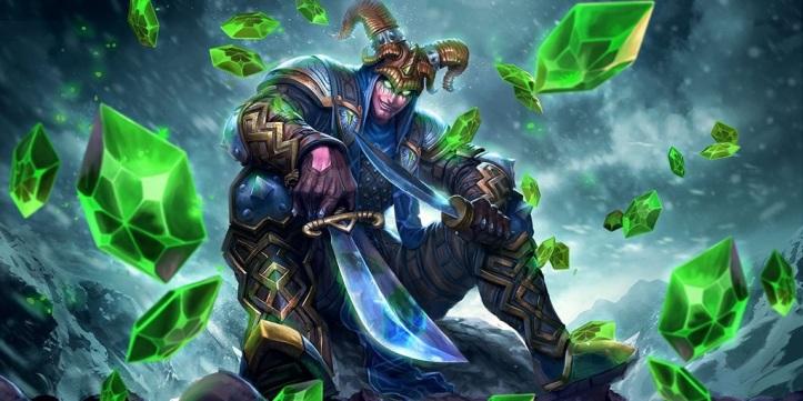 Loki Removed SMITE