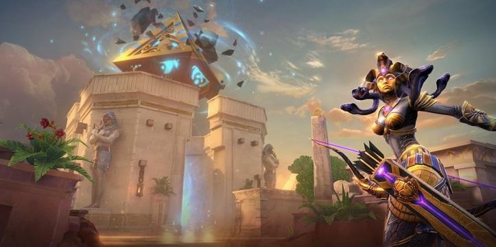 Medusa's Deathmatch SMITE