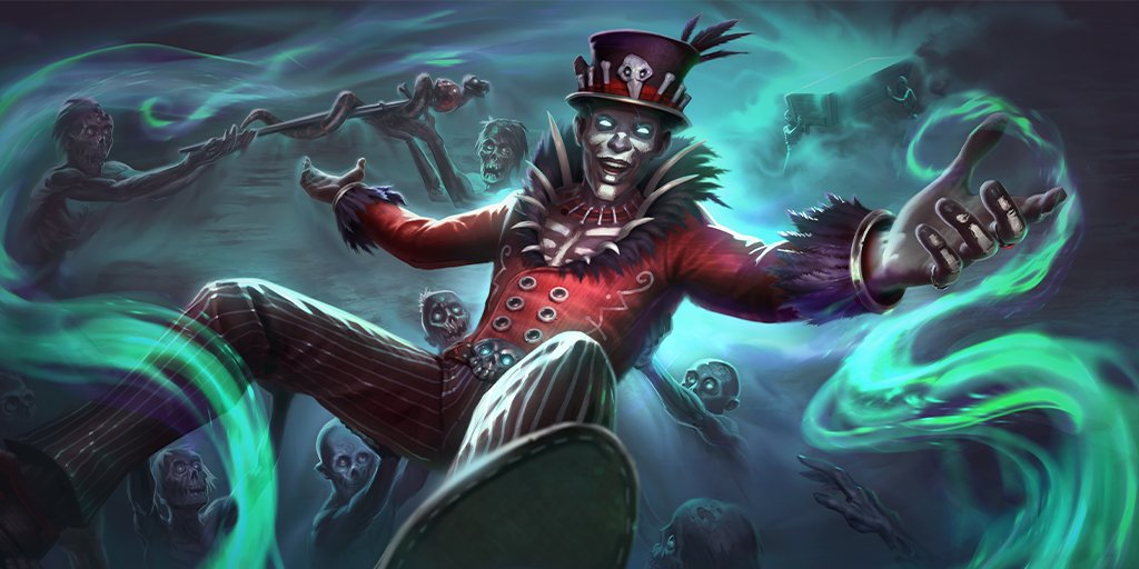 Smite 5 11 Life And Death Patch Notes Released Baron Samedi Audio Overhaul And More Smite Scrub