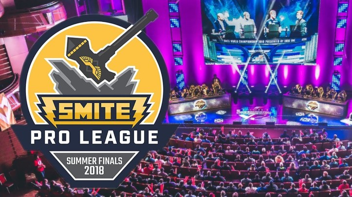 SMITE Pro League Summer Finals 2018