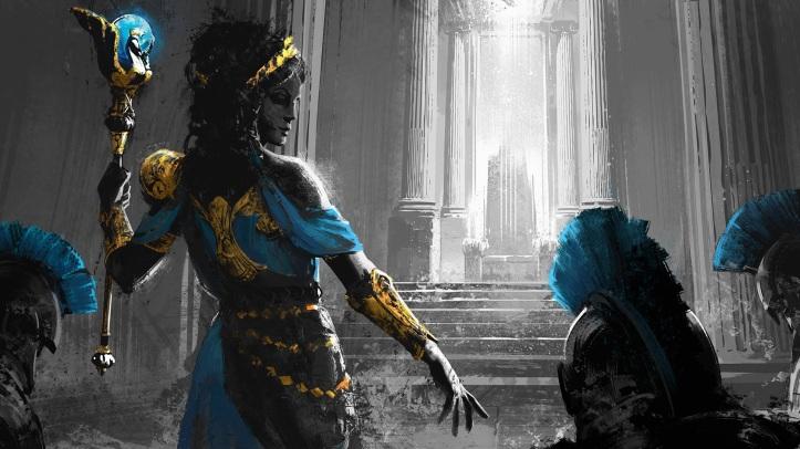 SMITE Hera's Odyssey