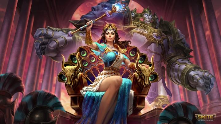Hera's default card art