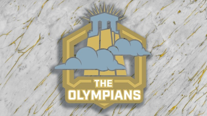 The Olympians Council SMITE